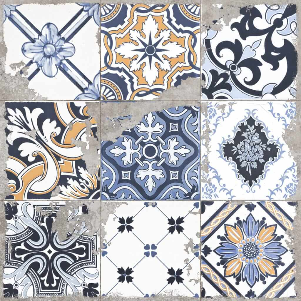 Limestone dekor Vintage