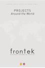 Проекты фасадной керамики Frontek