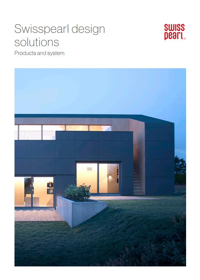 Swisspearl design solutions